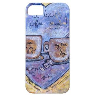 Java joy iPhone 5 cover