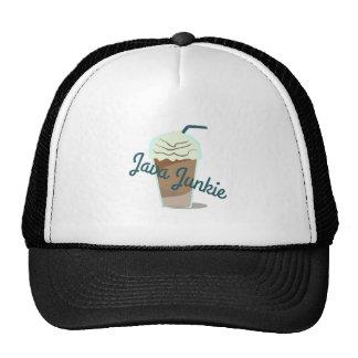 Java Junkie Trucker Hat