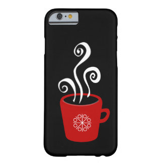 Java Lover cute winter iPhone 6 case Barely There iPhone 6 Case