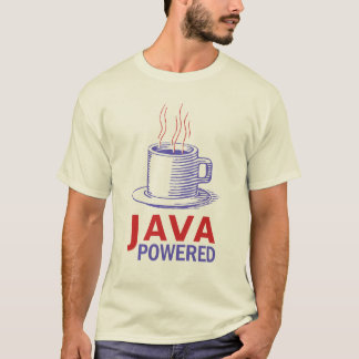 Java Powered T-Shirt