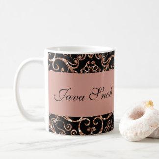 Java Snob Coffee Mug