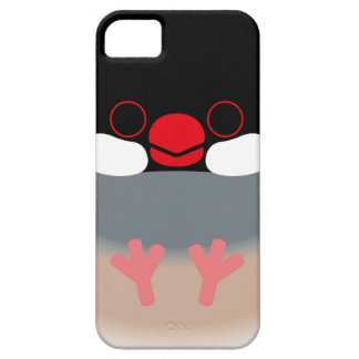 Java sparrow (Normal) iPhone 5 Case