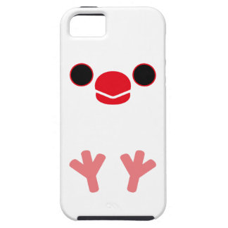 Java sparrow (White) iPhone 5 Cases