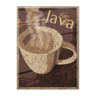 Java Vintage Art