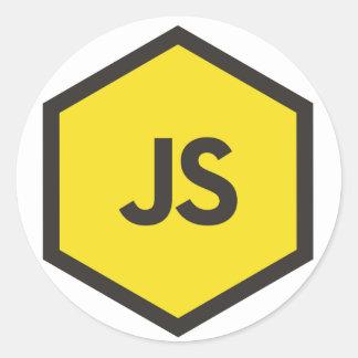 Javascript Sticker -js stickers