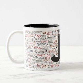 javascript word cloud mug