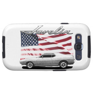 Javelin AMX muscle car Galaxy S3 Case