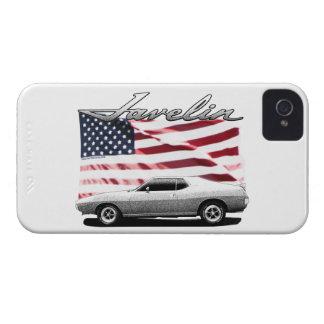 Javelin AMX muscle car iPhone 4 Case