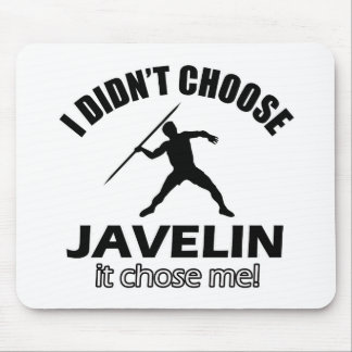 JAVELIN DESIGNS MOUSE PAD