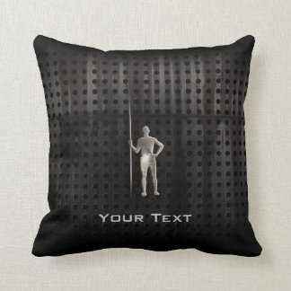 Javelin Throw; Cool Cushion