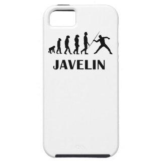 Javelin Throw Evolution iPhone 5 Cover