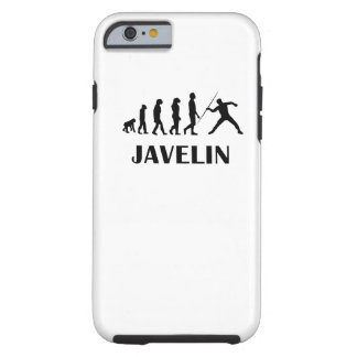 Javelin Throw Evolution Tough iPhone 6 Case