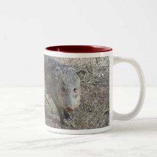 Javelina mug