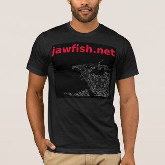 Jawfish_follower T-Shirt