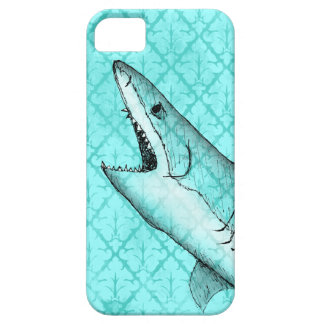 Jaws ate my phone at Amity Island iPhone 5 Case