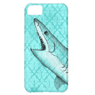 Jaws ate my phone at Amity Island iPhone 5C Cover