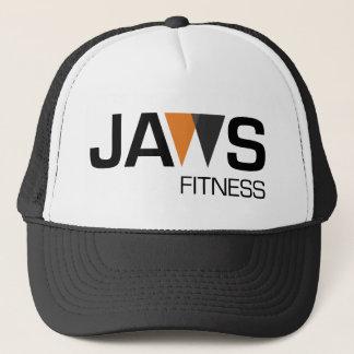 JAWs Fitness Logo Snap Back Cap