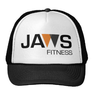JAWs Fitness Logo Snap Back Cap