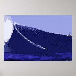 Jaws, Hawaii Poster