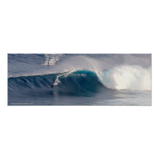 Jaws  Surfing Photo Poster