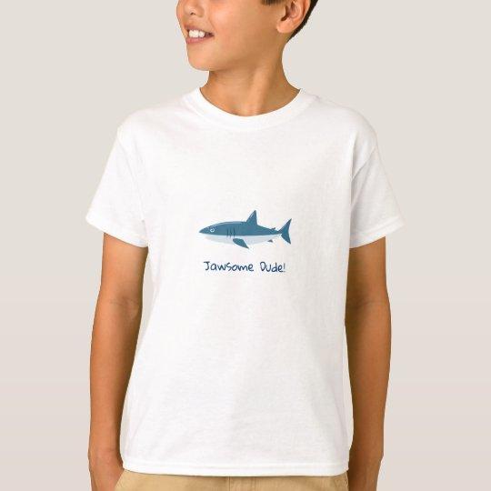 Jawsome Dude Shark T-Shirt