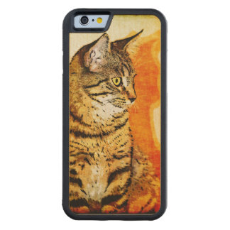 JAX AND HIS SHADOW CARVED MAPLE iPhone 6 BUMPER CASE
