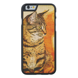 JAX AND HIS SHADOW CARVED MAPLE iPhone 6 CASE