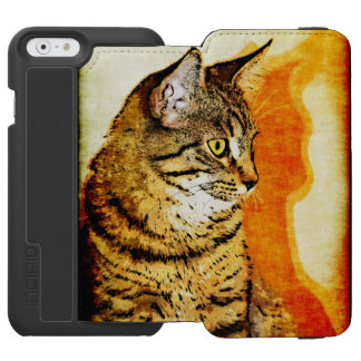 JAX AND HIS SHADOW INCIPIO WATSON™ iPhone 6 WALLET CASE