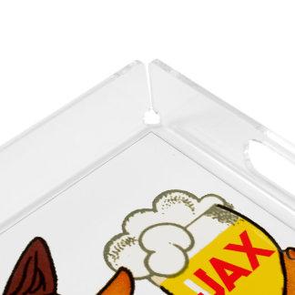 Jax Beer Acrylic Tray