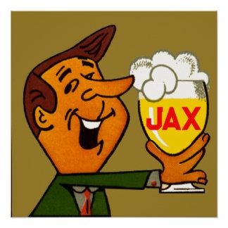 Jax Beer Poster