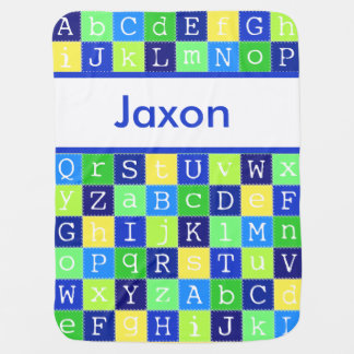 Jaxon's Personalized Blanket