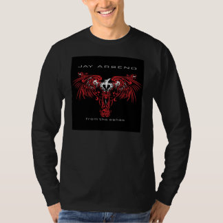 """Jay Aseno """"From The Ashes"""" Long Sleeve T-Shirt"""