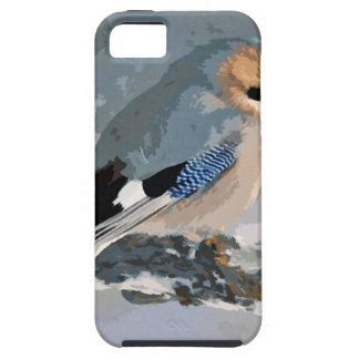Jay Bird In Winter iPhone 5 Covers