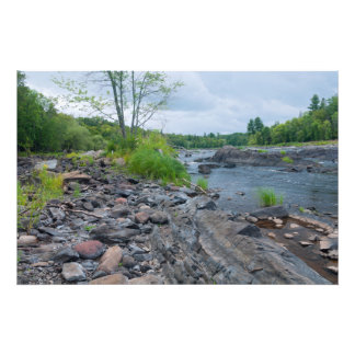 Jay Cooke State Park and River Photograph