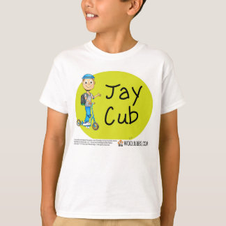 Jay Cub T-Shirt from Emergency Book