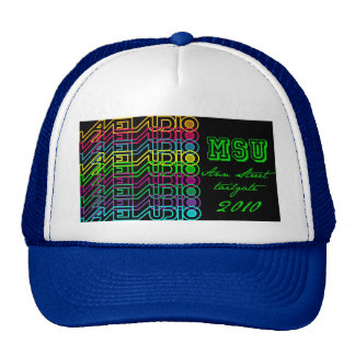 JayelAudio Tailgate ANN STREET Trucker Hats
