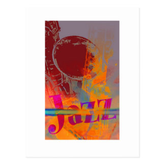 Jazz11 Postcard