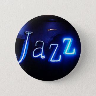 jazz1 6 cm round badge