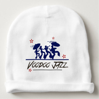 Jazz band new Orleans Baby Beanie