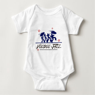 Jazz band new Orleans Baby Bodysuit
