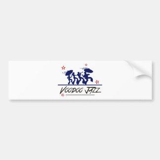 Jazz band new Orleans Bumper Sticker