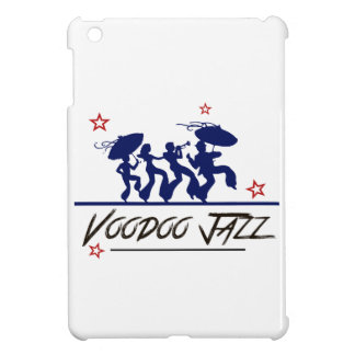 Jazz band new Orleans iPad Mini Cases