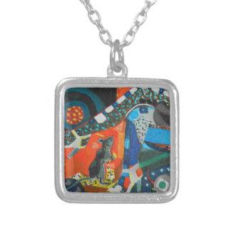 Jazz bar custom necklace