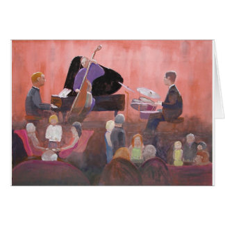 Jazz Club Card
