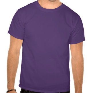 Jazz Elegant Purple Blue Music Note Skinny Font T-shirt