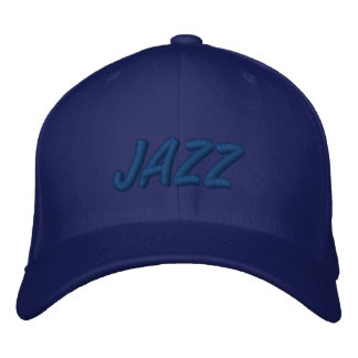 JAZZ EMBROIDERED HAT