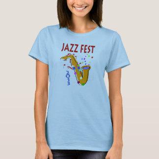 Jazz Fest 2013 SAX T-Shirt