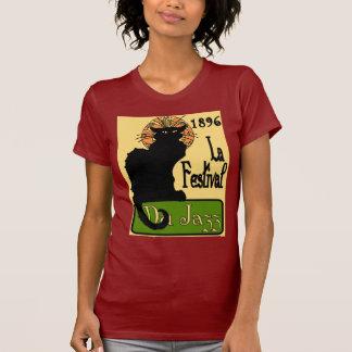 Jazz Fest Chat Noir 1896 Shirts