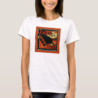 Jazz Fest Guitar 2012 T-Shirt