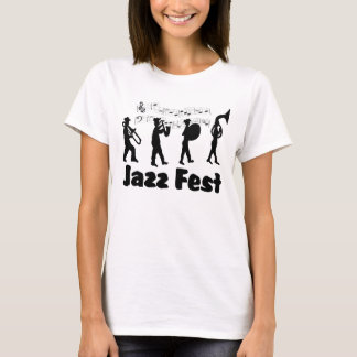 Jazz fest Marching People T-Shirt